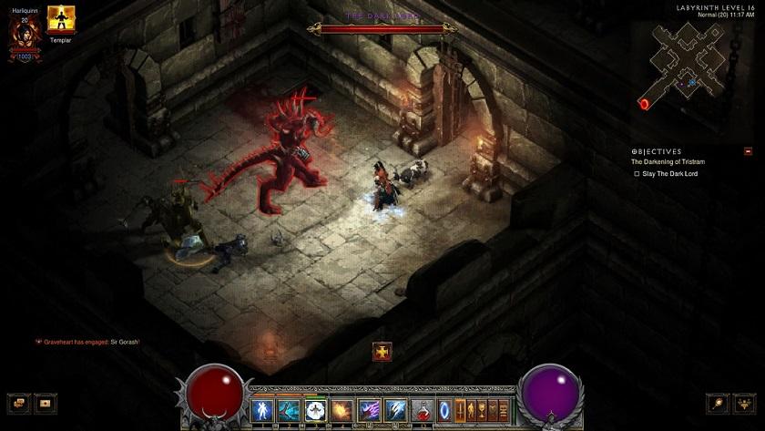 La Caída de Tristán volverá a estar disponible en Diablo III 30