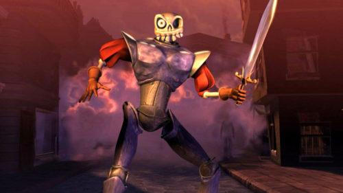 Sony prepara una versión remasterizada de Medievil para PS4
