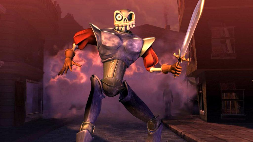 Sony prepara una versión remasterizada de Medievil para PS4 29