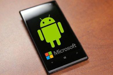 Microsoft Launcher para Android supera los 10 millones de descargas