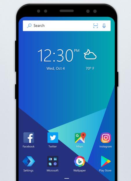 Microsoft Launcher para Android supera los 10 millones de descargas 28