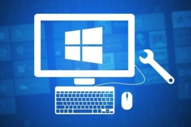 Trabaja con múltiples monitores en Windows 10 Fall Creators Update