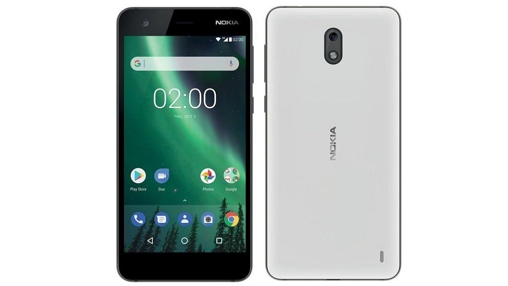 El Nokia 1 llegaría en marzo de 2018 dentro del programa Android Go 27