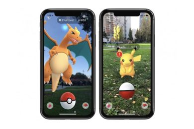 Pokemon Go soporta ARKit de Apple en iPhone 6s o superior