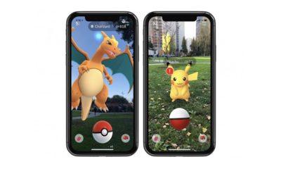 Pokemon Go soporta ARKit de Apple en iPhone 6s o superior 51