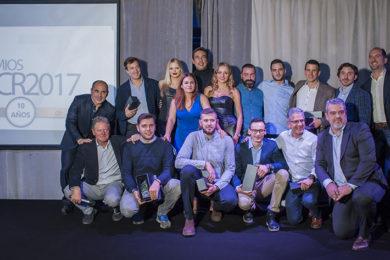 Premios MCR 2017: estos son los ganadores