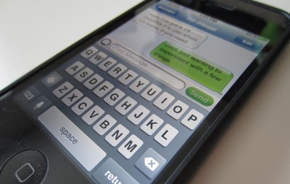primer SMS