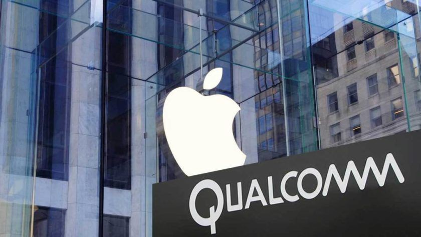 compra de Qualcomm