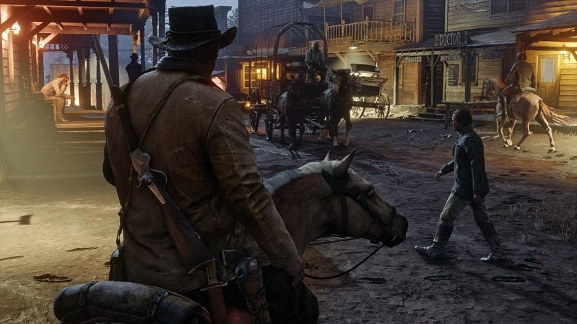 Red Dead Redemption 2 podría llegar el 2 de junio de 2018 29