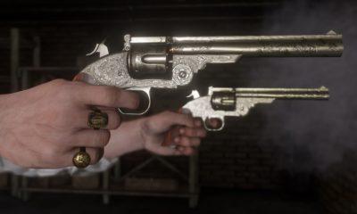 Puedes desbloquear contenido de Red Dead Redemption 2 en GTA Online 43