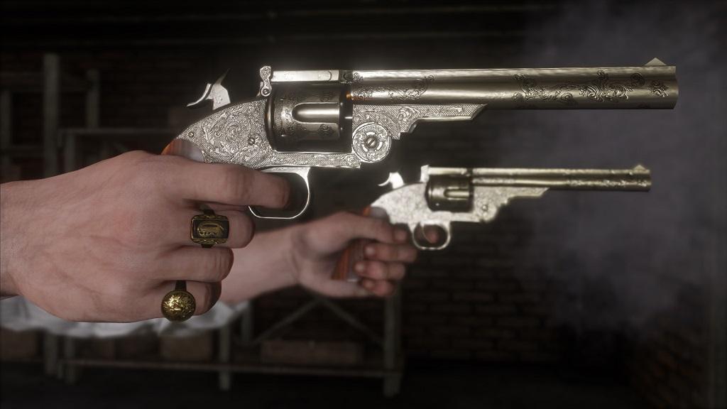 Puedes desbloquear contenido de Red Dead Redemption 2 en GTA Online 28