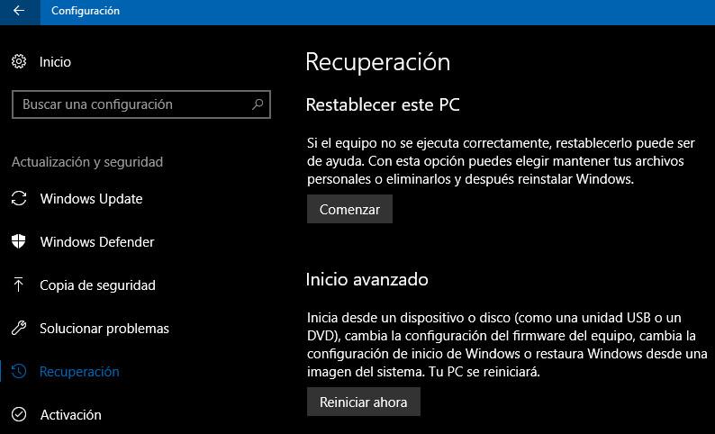 ¿Problemas con Windows 10? Restablecer un PC nunca ha sido más sencillo 32