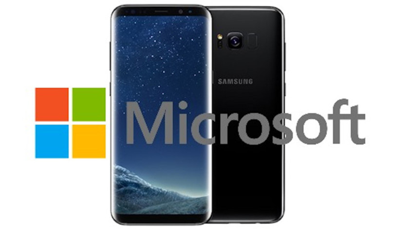 Galaxy S8 Microsoft Edition