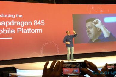 Qualcomm presenta el Snapdragon 845 para smartphones y PCs