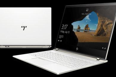 HP presenta el nuevo Spectre 13, más potente y atractivo
