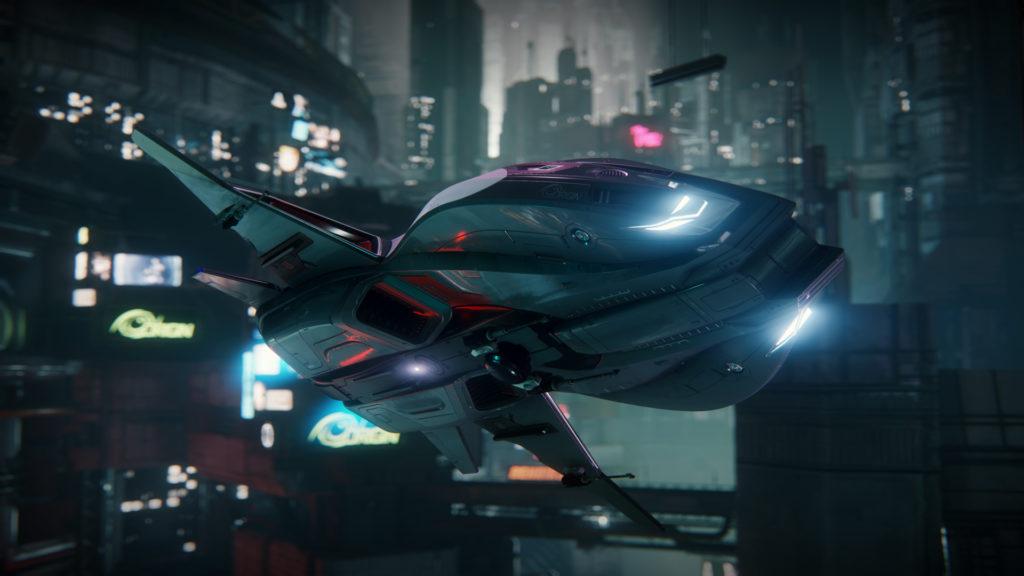 Nuevo vídeo con más de una hora de juego de Squadron 42, la campaña de Star Citizen 28