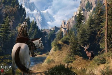 Comparativa: The Witcher 3 en Xbox One y Xbox One X