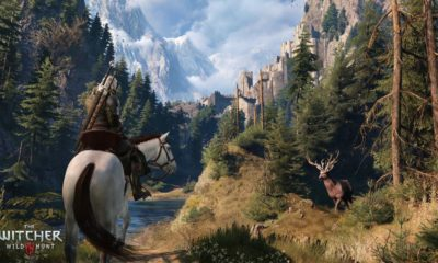 Comparativa: The Witcher 3 en Xbox One y Xbox One X 65