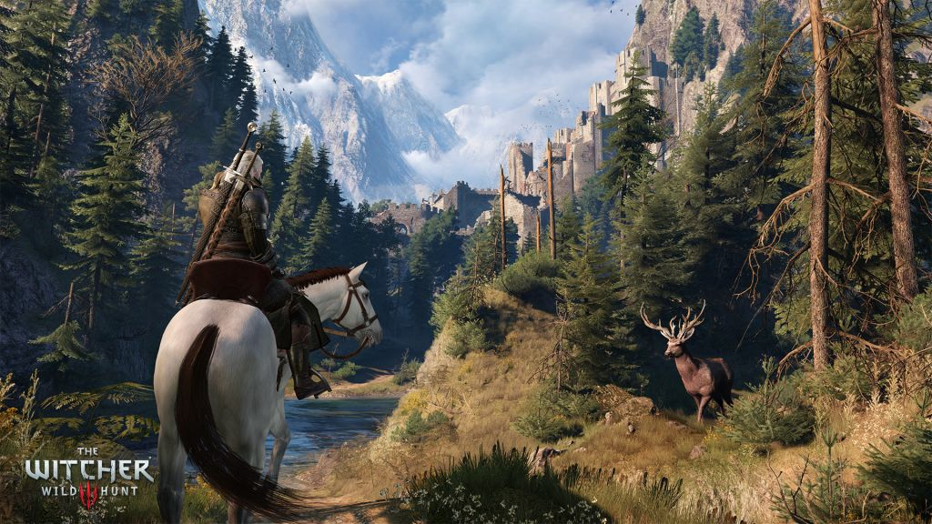 Comparativa: The Witcher 3 en Xbox One y Xbox One X 28