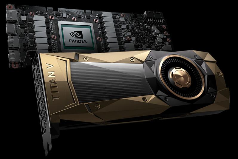 NVIDIA presenta Titan V, la GPU más potente jamás creada 32