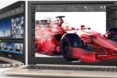 ASUS comercializa el portátil VivoBook Pro 15