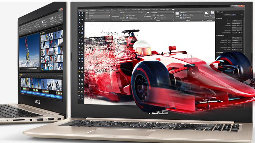 ASUS comercializa el portátil VivoBook Pro 15 30