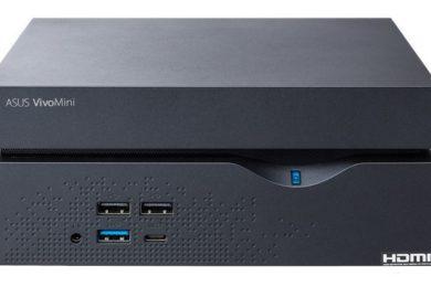 ASUS anuncia el nuevo VivoMini Mini PC, especificaciones