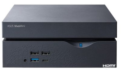 ASUS anuncia el nuevo VivoMini Mini PC, especificaciones 65