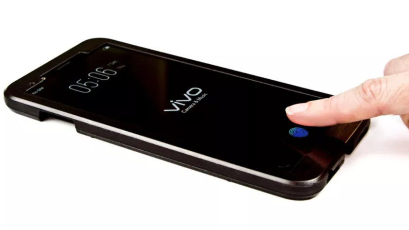 Vivo será el primero en montar sensor de huellas en pantalla