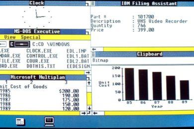 ¿Cuánto pagarías por una copia de Windows 1.0 firmada por Bill Gates?