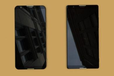 Xperia XZ2, todo pantalla y Snapdragon 845 para salvar los móviles Sony