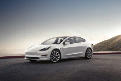 """Nuevo """"huevo de Pascua"""" en los coches Tesla tras la última actualización"""