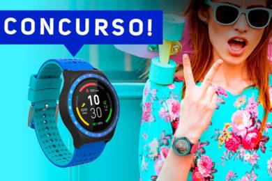 Sorteamos un smartwatch SPC SMARTEE POP