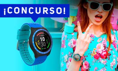 Sorteamos un smartwatch SPC SMARTEE POP 41