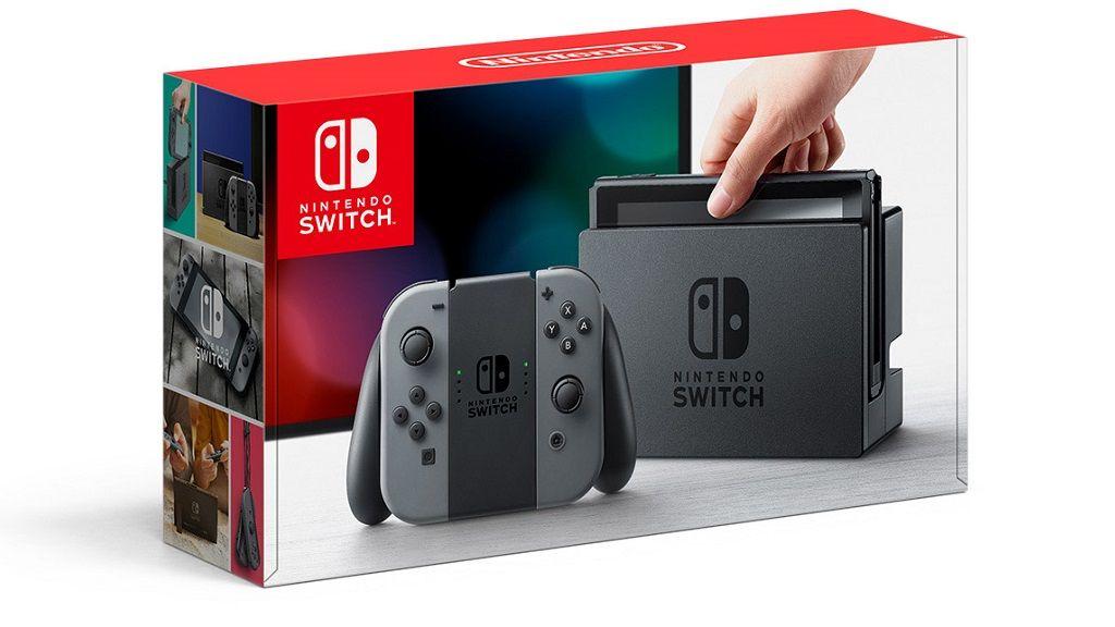 La gran N espera vender 20 millones de Nintendo Switch en un año 39