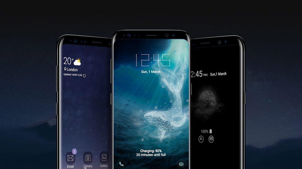 Samsung Health revela la posición del lector de huellas del Galaxy S9 33