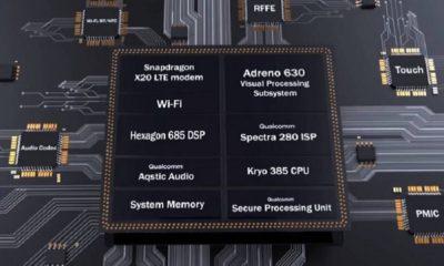 Especificaciones completas del Snapdragon 845; núcleos Kryo 385 72