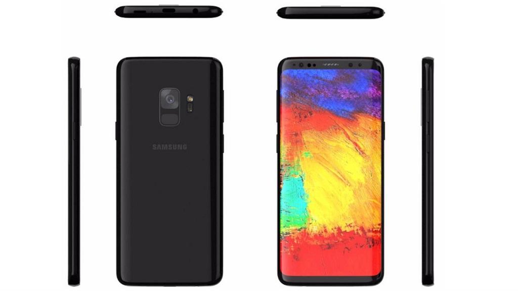 Filtrado el diseño definitivo del Galaxy S9 31
