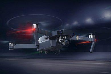 DHS sugiere que tu drone DJI es un espía chino