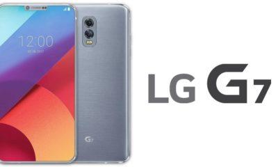 El LG G7 podría apostar por un escáner de iris avanzado 82