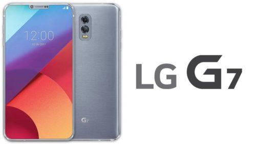 El LG G7 podría apostar por un escáner de iris avanzado