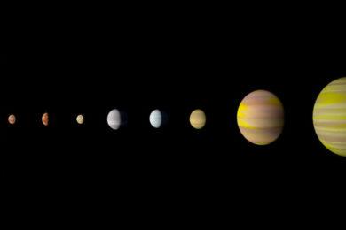 Primer exoplaneta descubierto mediante Inteligencia Artificial