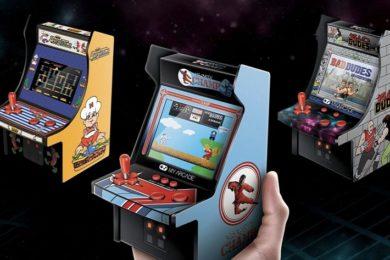 My Arcade anuncia tres mini arcade con clásicos de Data East