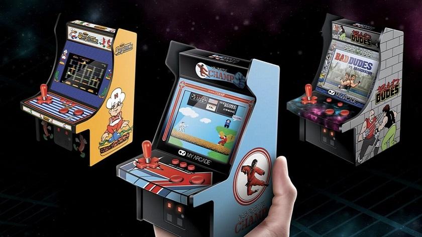 My Arcade anuncia tres mini arcade con clásicos de Data East 28