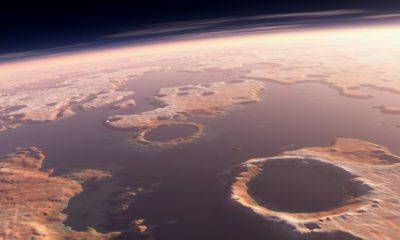 Marte estaba destinado a ser un planeta árido y seco 66