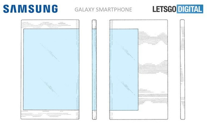 Así podría ser el primer smartphone flexible de Samsung 32