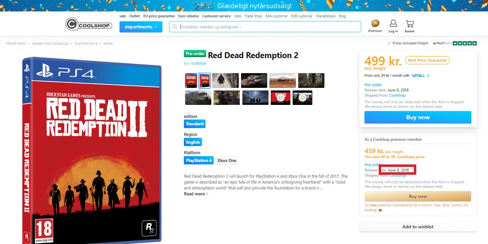 Red Dead Redemption 2 podría llegar el 2 de junio de 2018 31