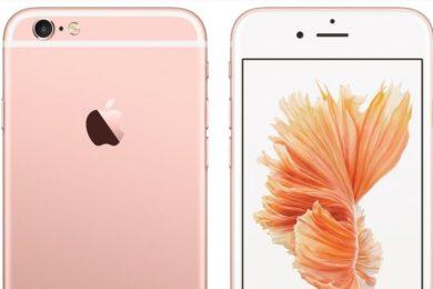 Un cambio de batería mejora el rendimiento de los iPhone 6 y iPhone 6s