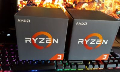 Ryzen 3 1200 a 3,9 GHz frente a Pentium G4560 en juegos actuales 37