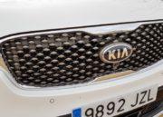 Kia Sorento: capacidad 90
